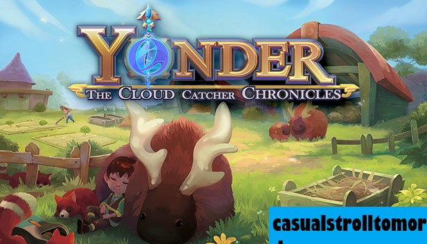 Review Game Yonder: The Cloud Catcher Chronicles