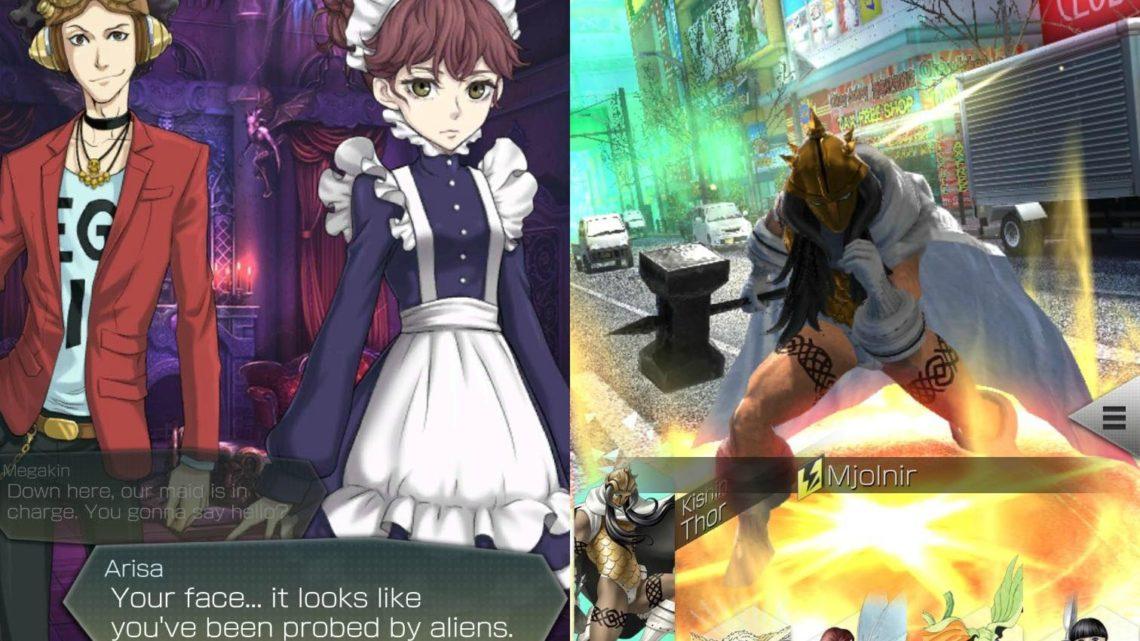 Review Game Shin Megami Tensei Liberation Dx 2