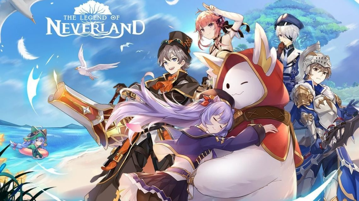Review Game The Legend Of Neverland